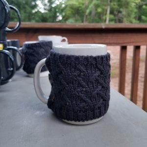 Set of 2 Coozie mugs